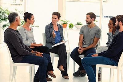 Gruppensitzungen vermeiden
